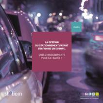 Etude GART-STATIOM_Stationnement en Europe_2016