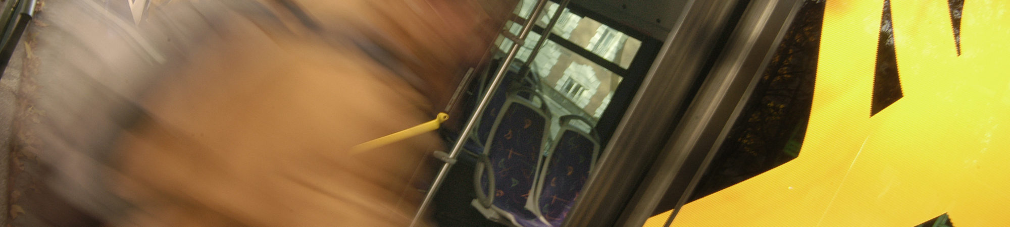 La fraude dans les transports en commun.